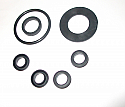 BRAKE MASTER CYLINDER REPAIR SEALS KIT (Austin Allegro Mk2, Mk3) (*Lucas / Girling Tandem*) (1975- 83)