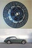 CLUTCH PLATE ONLY (Aston Martin DB1 DB2 DB2/4) (2.0, 2.6 & 3.0) (1948- 55)