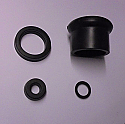 CLUTCH MASTER CYLINDER REPAIR SEALS KIT (Jensen Interceptor) (1950- 55)