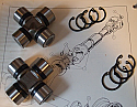 UNIVERSAL JOINTS x2 (Ford Cortina Mk1) (1962- 66)