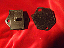 GEARBOX MOUNTS x2 (MG Midget) (1961- 74)