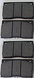 FRONT BRAKE PADS SET (Aston Martin DB7) (** 3.2 Only **)  (1994- 99 Only)