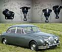 TOP & LOWER BALL JOINTS SET x4 (Daimler V8 250 Saloon) (1962- 69)