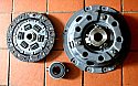 CLUTCH KIT (Singer Gazelle) (Ser. 1, 2 & 2a) (1500cc) (1956- 58)