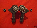 TRACK ROD ENDS x2 (Ford Escort RS Cosworth Mk5) (Oct 91- Oct 96)