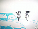 WASHER JETS x2 (Land Rover) (See Picture)