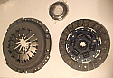 CLUTCH KIT (TVR 2500M) (1972- 77)
