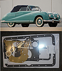 SUMP GASKET ENGINE SET (Austin A90 Atlantic 2.6) (1948- 52)