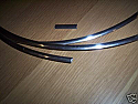 WINDSCREEN SEAL TRIM INSERT (Triumph Spitfire Mk1 Mk2 Mk3) (1962- 70 Only)