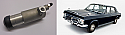 CLUTCH SLAVE CYLINDER (Ford Zephyr Mk4 / Zodiac Mk4) (2.0 V4, 2.5 V6 & 3.0 V6) (** From 1966- 72 **)