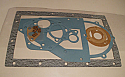 SUMP GASKET ENGINE SET (Reliant Robin, Rialto, Regal, Rebel, Kitten & Fox) (1962- 98)