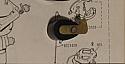 ROTOR ARM (Triumph TR5 TR6)