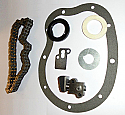 TIMING CHAIN KIT (MG Magnette ZA ZB Mk3 Mk4) (1489cc & 1622cc) (*See Eng No*) (* From 55- 68*)