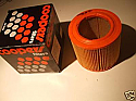 AIR FILTER (Triumph TR6) (With Fuel Injection)