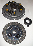CLUTCH KIT (Standard 8, 10 & Pennant) (** Carbon Type - See Ch. No/ **) (1953- 60)
