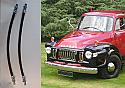 FRONT BRAKE HOSES x2 (Bedford JO) (1960- 65)