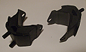 FRONT SUBFRAME (V MOUNTS) x2 (Jaguar 420) (** Not 420g **) (1966- 68)
