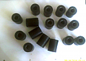 REAR SUSPENSION WISHBONE BUSHES x16 (TVR 1600M 2500M, 3000M & Taimar) (1972- 79)