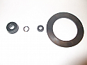 BRAKE MASTER CYLINDER REPAIR SEALS KIT (Austin Allegro) (1100, 1300, 1500 & 1750) (*Lucas / Girling Single Line + Servo*) (1973- 79)