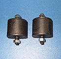 GEARBOX MOUNTS x2 (Rover SD1 & V8) (Manual OR Borg-Warner Type Auto)