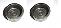 FRONT BRAKE CALIPER PISTONS x2 (Reliant Scimitar) (** From 1976- 86  **)