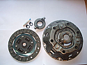 CLUTCH KIT (MG Midget) (Mk1 & Mk2) (1098cc) (Oct 62- 66)