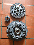 CLUTCH KIT (Morris J2 Van) (1500cc Petrol) (1956- 60 Only)