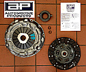 "CLUTCH KIT (Jaguar 420 & 420g, MkX) (4.2 Litre) (9.5"") (1966- 71)"