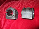 FRONT ANTI ROLL BAR MOUNTS BUSHES x2  (JAGUAR XJ8)