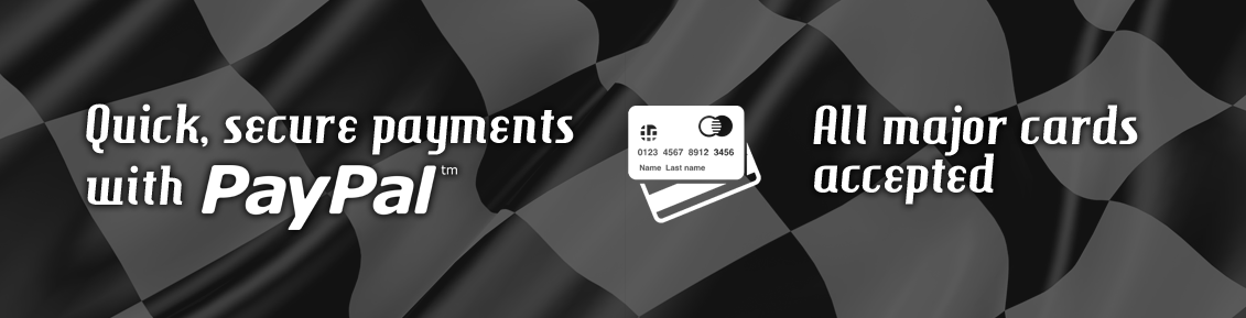 Mev Spares : Quick secure payments with PayPal