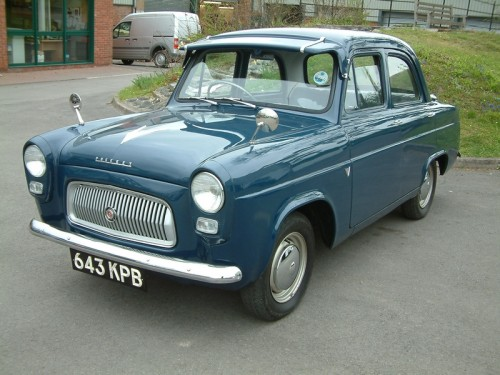 Ford Anglia 100e & Prefect Parts