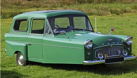 Bond Mini Car Parts