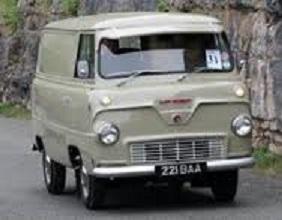Ford 400e Thames Parts