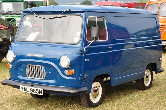 Morris J4 Van Parts
