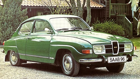 Saab 95 & 96 Car Parts