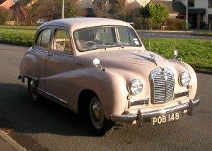 Austin A40 (Devon Dorset Somerset Cambridge & Sports) Parts