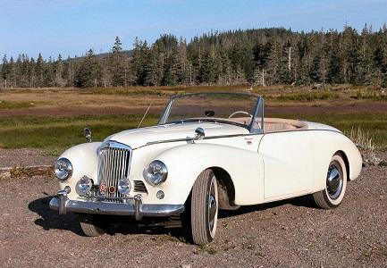 Sunbeam Talbot 80, 90 & Mk3 Car Parts