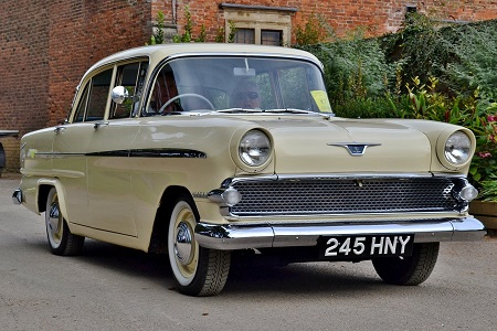 Vauxhall Victor Car Parts