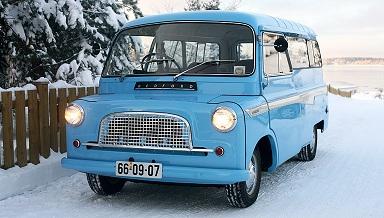 Bedford CA Van Parts