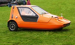 Bond Bug Car Parts