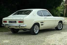 Ford Capri Mk1 Mk2 Mk3 Parts
