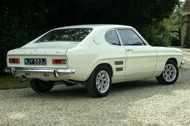 Ford Capri Mk1 Mk2 Mk3 Parts