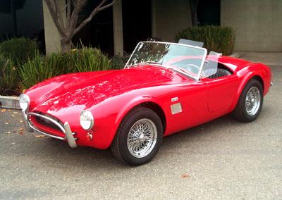 AC Car Parts - AC 2 Litre 289 428 Ace Aceca Greyhound Cobra