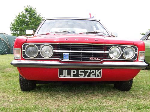 Ford Cortina Mk3 Mk4 Mk5 Parts