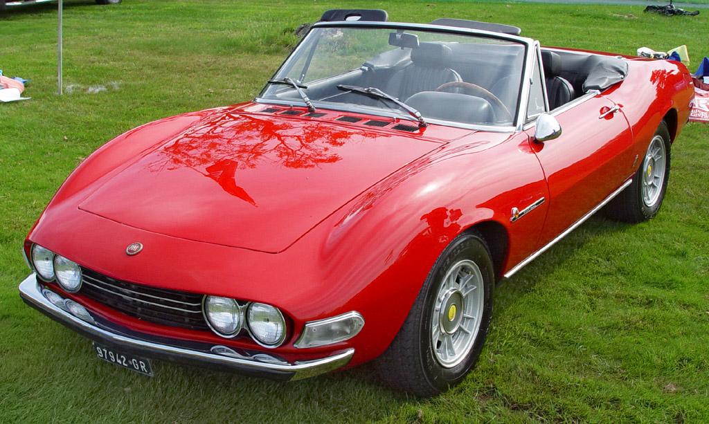Fiat Dino Car Parts