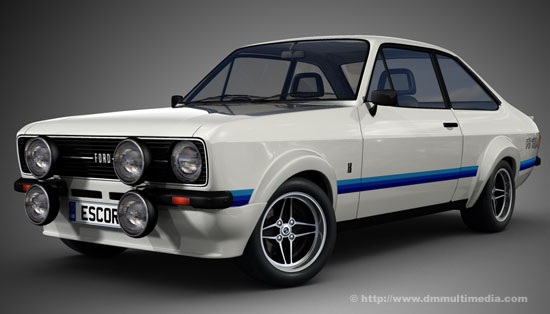 Ford Escort Mk2 Car Parts