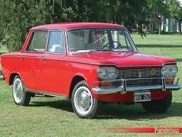Fiat Car Parts (1500, 1800, 2300 Saloons)