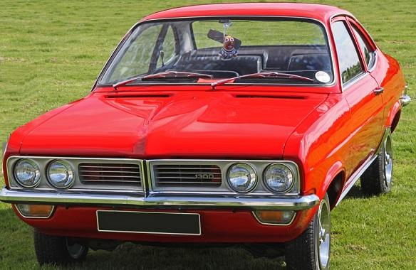 Vauxhall Firenza & Magnum Car Parts