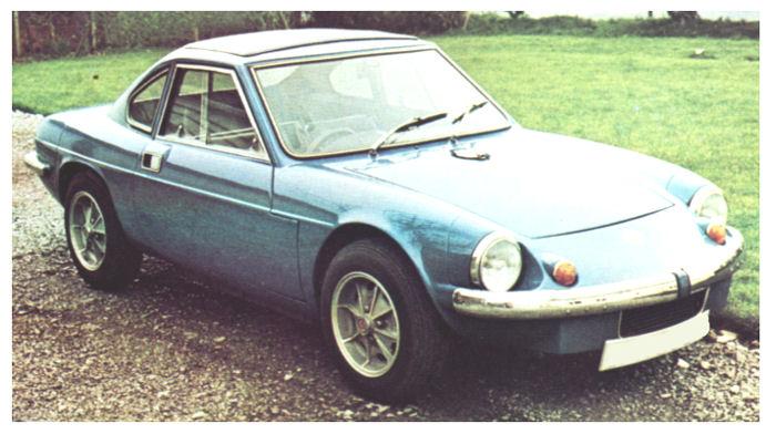 Ginetta G15 Car Parts