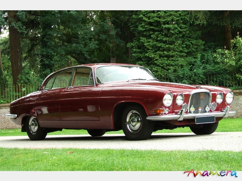 Jaguar MkX, 420 & 420g Parts